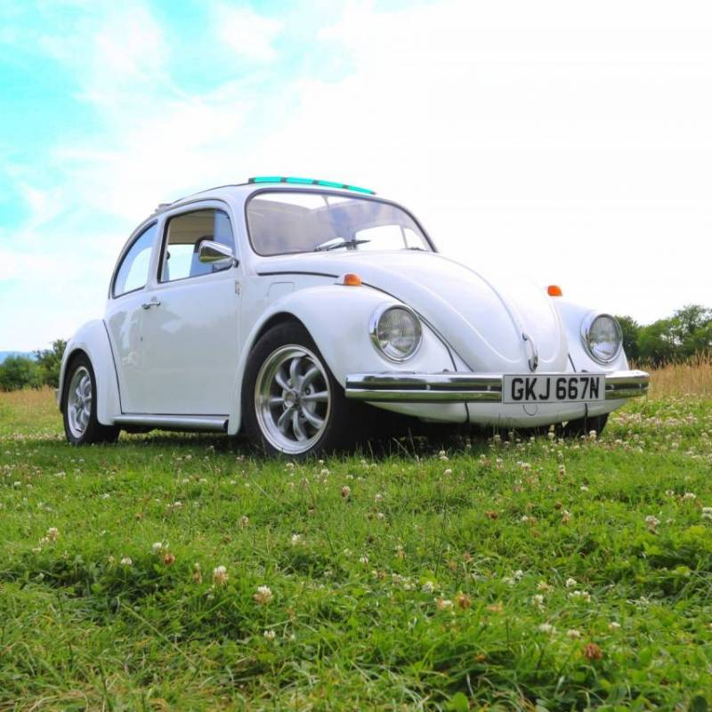 Herman the Bug – Full Volkswagen Beetle Restoration