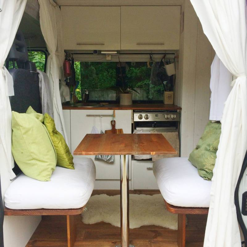 Luna Van Blanc – Citroen Relay Campervan Conversion