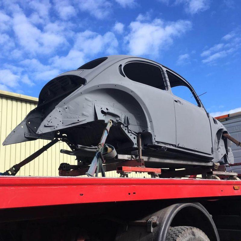 Neil's Volkswagen Beetle Full Resto ~ WIP
